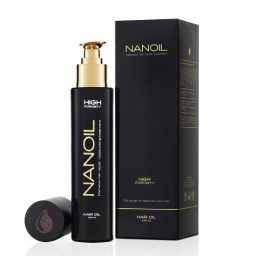 HAARÖL NANOIL – eine komplexe Haarkur
